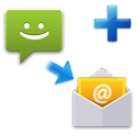AUTO SMS TO EMAIL Pro icon