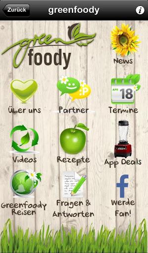 greenfoody - Vegan Rohkost