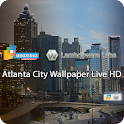 Atlanta City Wallpaper Live HD icon