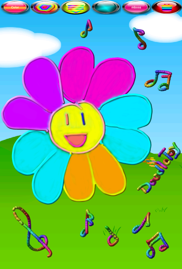 Doodle Toy!™ Kids Draw Paint- screenshot