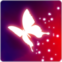 Butterfly Fantasy LWP icon