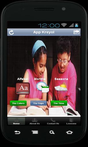 App Kreyol Demo