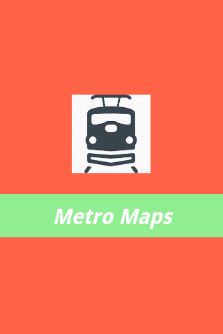 Xplore Metro Maps