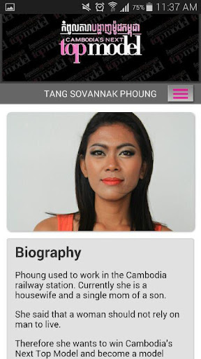 Cambodias Next Top Model