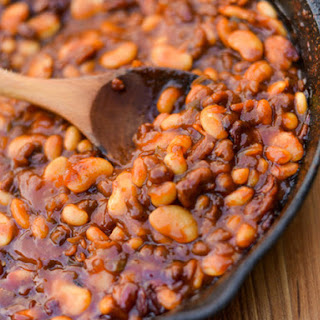Quick Barbecue Beans