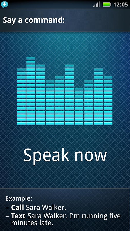 MY MOTOSPEAK - screenshot