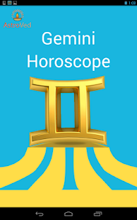 Gemini Horoscope - screenshot thumbnail