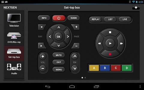 NextGen BT Extender for Tablet screenshot 1