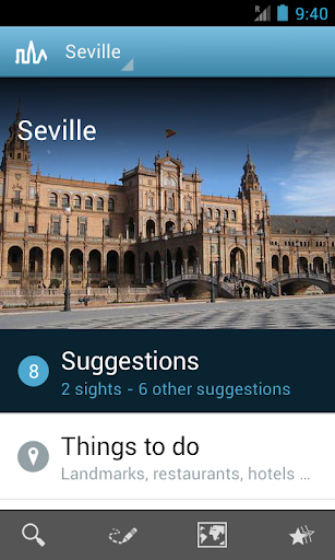 Seville Guide by Triposo