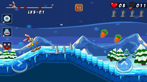 Bunny Skater screenshot 4