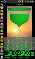 Screenshot of Sand Timer