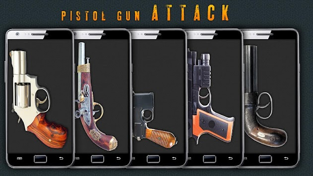 Pistol Gun Attack apk screenshot