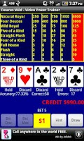 Screenshot of Video Poker - Deuces Wild