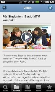 Mediathek - screenshot thumbnail