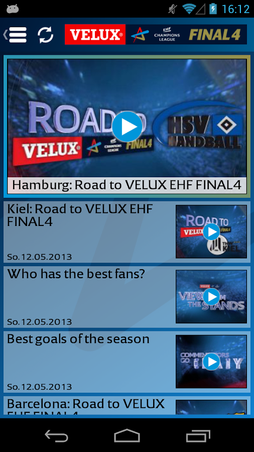 VELUX EHF FINAL4- screenshot