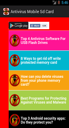 Antivirus Mobile Sd Card