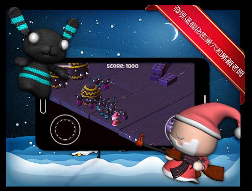 泰迪聖誕老人:3D惡夢
