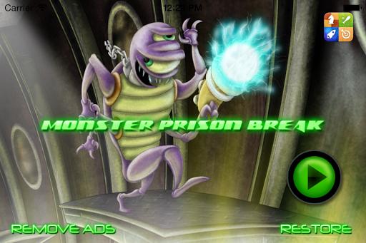 Monster Prison Break Free