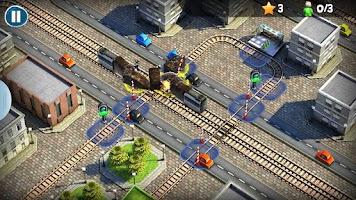 Screenshot of Trainz Trouble