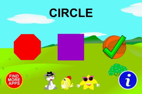 Kids Shapes & Colors Preschool - Android Apps on Google Play