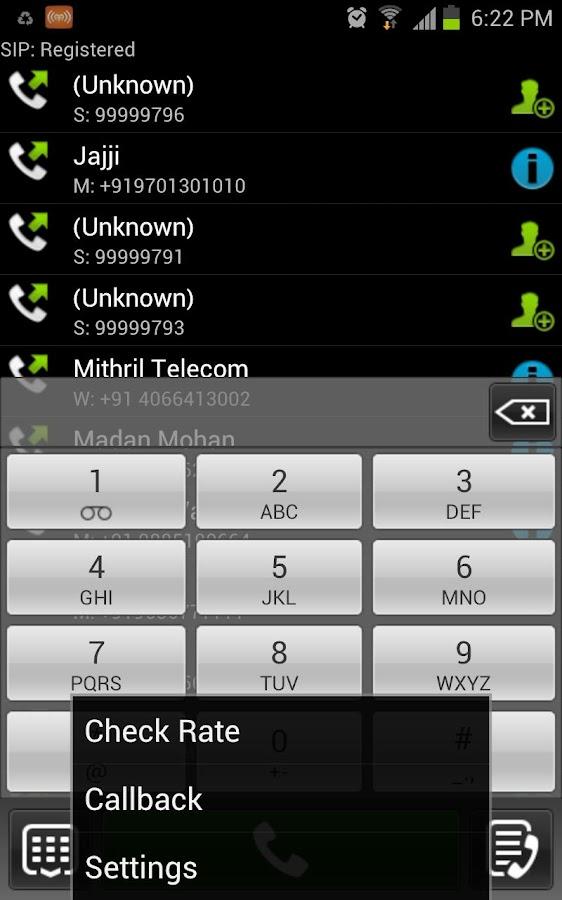 miPhone Voice- screenshot