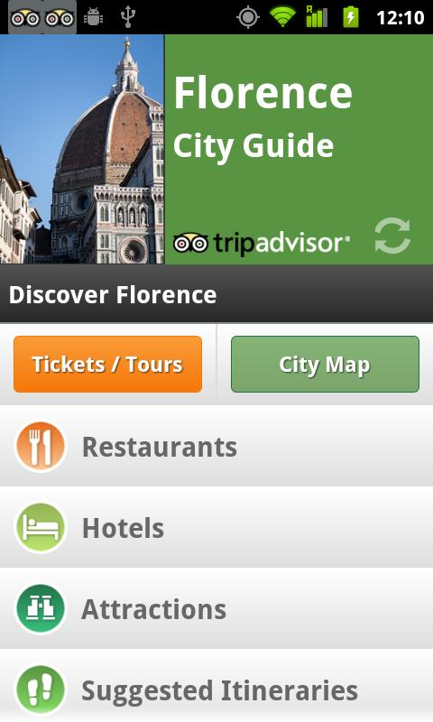 Florence City Guide screenshot #1