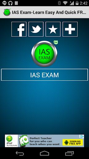 IAS Exam-LENQ FREE