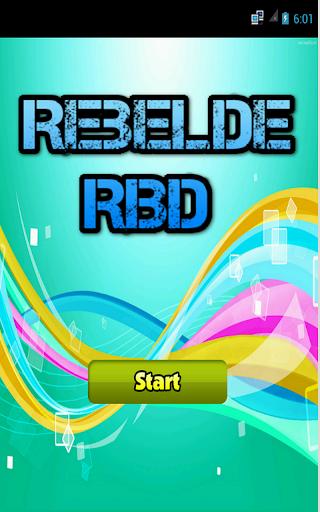Rebelde Friends