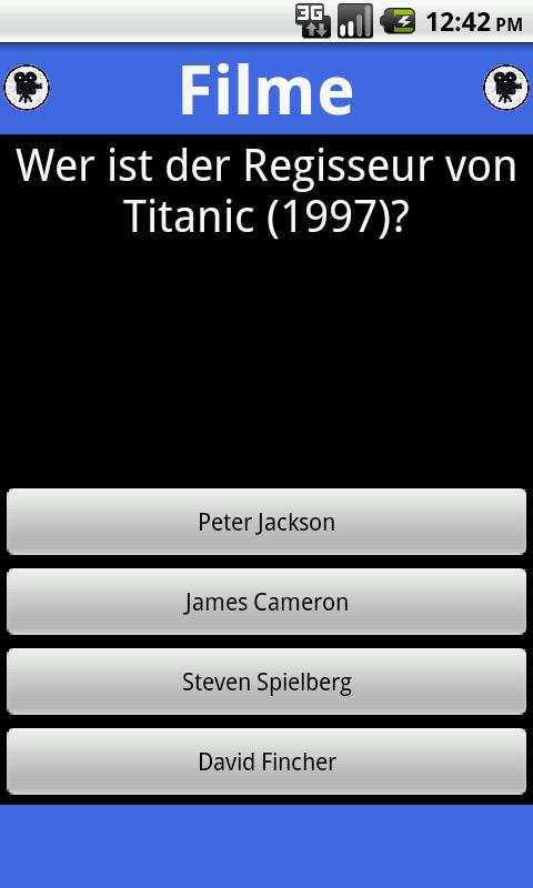 Allgemeinwissen - Quiz- screenshot
