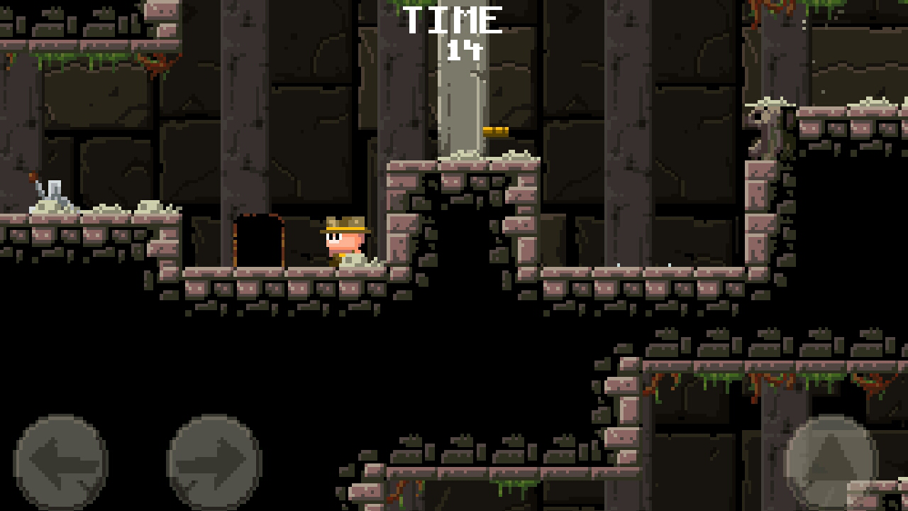 Meganoid 2- screenshot