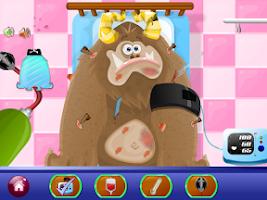 Screenshot of Hospital Monster Doctor