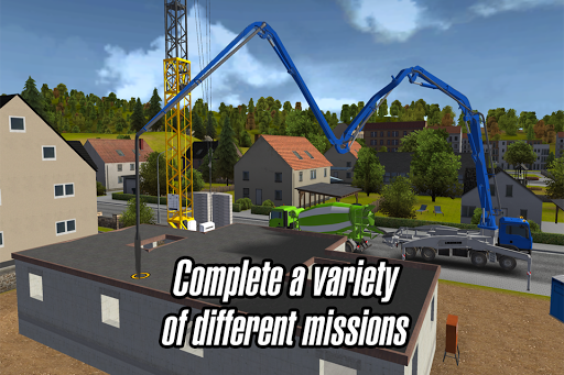 Construction Simulator 2014  screenshots 4