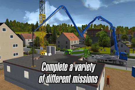 Construction Simulator 2014 Screenshot