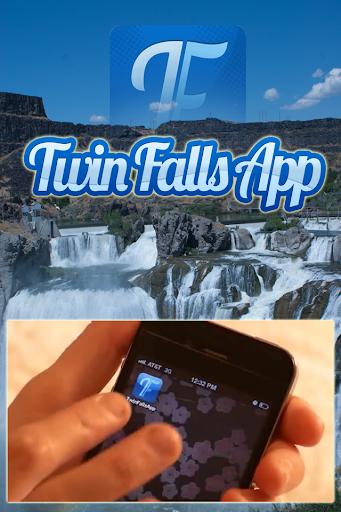 Twin Falls App