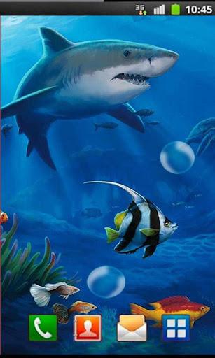 Underwater Fish Tales Best LWP