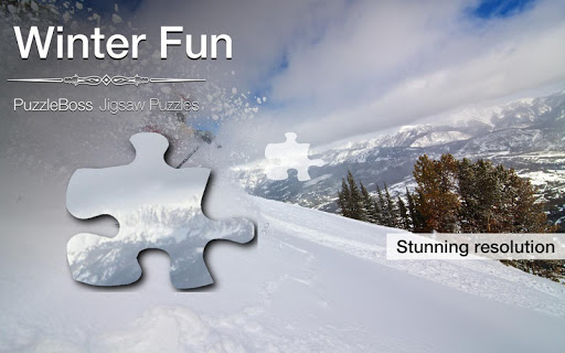 Winter Fun Jigsaw Puzzles