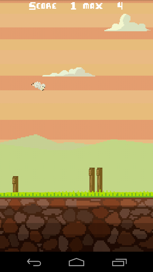 Leaper Sheep - screenshot