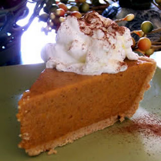 No Bake Pumpkin Pie I.