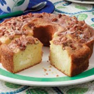 Cream Cheese Coffee Cake.