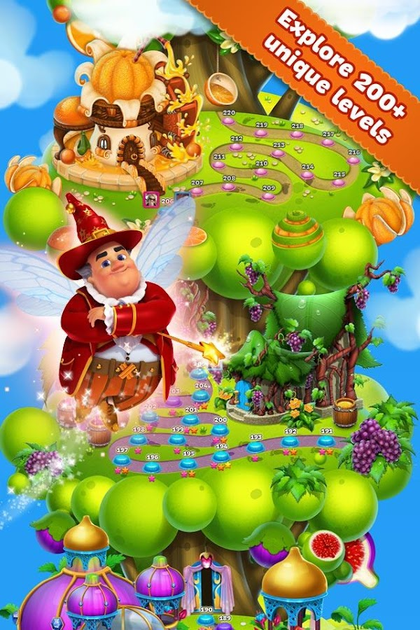 Fruit Land – match3 adventure- screenshot