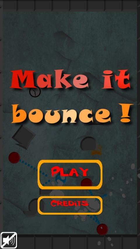 Make it bounce! - screenshot