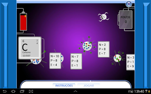 u00c1tomos e elementos quu00edmicos Apk Download 3