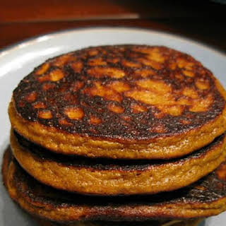 Perfect Pumpkin Pancakes.