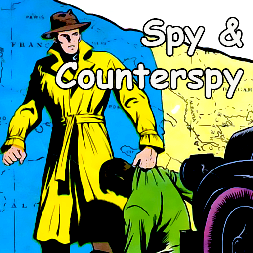 Comic Spy & Counterspy 漫畫 App LOGO-APP試玩