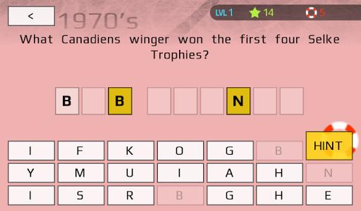【免費益智App】Hockey Trivia: Questions Game-APP點子