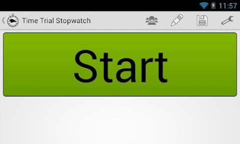 Time Trial Stopwatch Freeのおすすめ画像3
