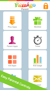 Famigo: Child Safety Lock - screenshot thumbnail