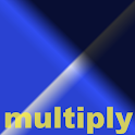 Multiplication – ALM logo