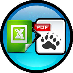 Excel to PDF Converter Demo 商業 App LOGO-硬是要APP