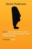 Screenshot of Surya Namaskar Yoga Poses